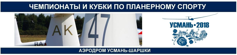Соревнования на аэродроме Усмань